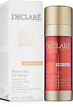 Parfumuri și produse cosmetice Ser facial - Declare Vital Balance Power Duo Oil+Serum