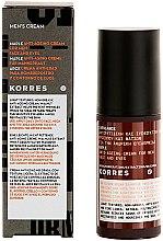 Parfumuri și produse cosmetice Cremă anti-îmbătrânire pentru bărbați - Korres Maple Anti-Ageing Face Cream