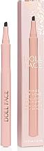 Parfumuri și produse cosmetice Eyeliner - Doll Face Wings Of Love Long Lasting Liquid Liner