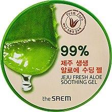 Parfumuri și produse cosmetice Gel de corp - The Saem Jeju Fresh Aloe Soothing Gel 99%