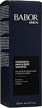"Parfumuri și produse cosmetice Șampon-gel de duș ""Energizer"" - Babor Men Energizing Hair & Body Shampoo"