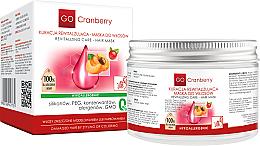 Parfumuri și produse cosmetice Mască pentru părul vopsit și deteriorat - GoCranberry Revitalizing Hair Mask