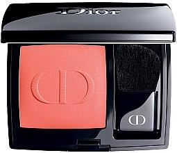 Fard de obraz - Christian Dior Rouge Blush — Imagine N1