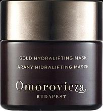 Золотая лифтинг-маска для лица - Omorovicza Gold Hydralifting Mask — фото N2
