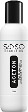 Parfumuri și produse cosmetice Soluție pentru înlăturarea gelului-lac - Sanso Cosmetics Aceton
