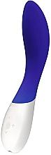 Parfumuri și produse cosmetice Stimulator pentru punctul G, albastru marin - Lelo Mona Wave Midnight Blue