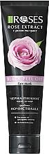 Parfumuri și produse cosmetice Mască-peeling neagră pentru față - Nature of Agiva Roses Black Peel Off Face Mask
