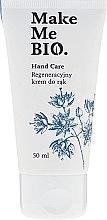 Parfumuri și produse cosmetice Cremă regeneratoare pentru mâini - Make Me BIO Hand Care Cream