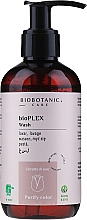 Parfumuri și produse cosmetice Șampon regenerant - BioBotanic bioPLEX Soybean Extract Purify Color Wash
