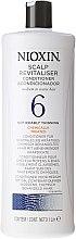 Parfumuri și produse cosmetice Balsam hidratant pentru păr - Nioxin Thinning Hair System 6 Scalp Revitaliser Conditioner