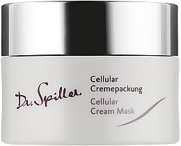 Крем-маска для лица - Dr. Spiller Cellular Cream Mask — фото N2