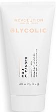 Parfumuri și produse cosmetice Очищающее средство для лица - Revolution Skincare Glycolic Acid AHA Glow Mud Cleanser