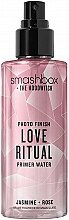 Parfumuri și produse cosmetice Primer-spray pentru față - Smashbox Crystalized Photo Finish Primer Water Love Ritrual