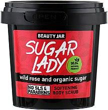 "Parfumuri și produse cosmetice Scrub pentru corp ""Sugar Lady"" - Beauty Jar Softening Body Scrub"