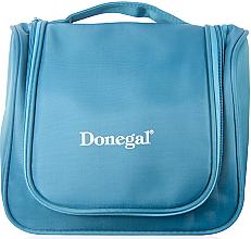 Parfumuri și produse cosmetice Trusă cosmetică de călătorie, albastră - Donegal Match-Up!
