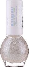 Parfumuri și produse cosmetice Lac de unghii - Miss Sporty Glow Glitter Coat