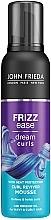 Parfumuri și produse cosmetice Spumă pentru ondularea părului - John Frieda Frizz-Ease Curl Reviver Styling Mousse
