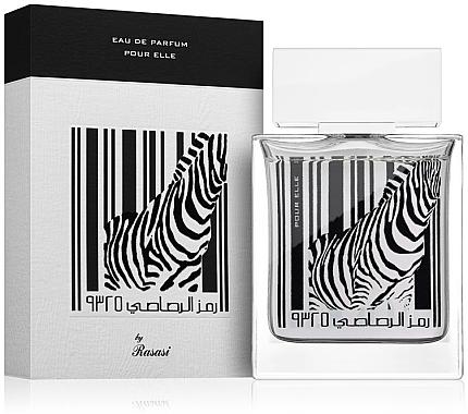 Rasasi Rumz Al Zebra Pour Elle - Apă de parfum