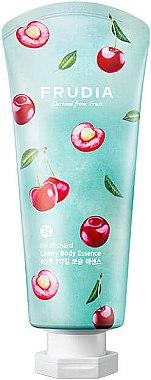 Lăptișor nutritiv cu aromă de cireșe pentru corp - Frudia My Orchard Cherry Body Essence — Imagine N1