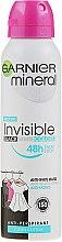 Parfumuri și produse cosmetice Deodorant - Garnier Mineral Invisible Black White Colors