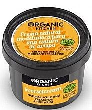 Parfumuri și produse cosmetice Cremă pentru corp - Organic Shop Organic Kitchen Corsetcream
