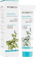 Parfumuri și produse cosmetice Pastă de dinți naturală - Sylveco Natural Toothpaste