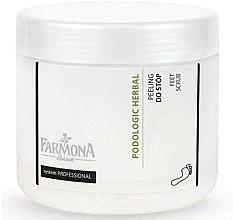 Parfumuri și produse cosmetice Peeling pentru tălpi - Farmona Podologic Herbal