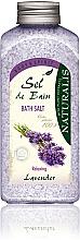 Parfumuri și produse cosmetice Sare de baie - Naturalis Sel de Bain Lavender Bath Salt