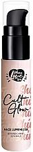 Parfumuri și produse cosmetice Fluid-iluminator pentru față - MonoLove Bio Cult Glow Face Luminizer