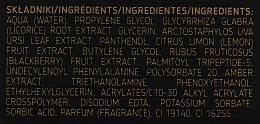 Ser multifuncțional cu extract de chihlimbar - Farmona Amberray Bright Shock Serum — Imagine N3