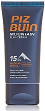 Parfumuri și produse cosmetice Cremă de față cu protecție - Piz Buin Mountain Sun Cream SPF15