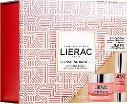 Set - Lierac Supra Radiance (gel/cr/50ml + eye/ser/15ml) — Imagine N1