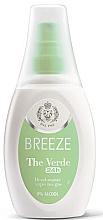 Parfumuri și produse cosmetice Breeze Deo The Verde - Deodorant-spray pentru corp