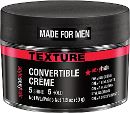 Parfumuri și produse cosmetice Cremă pentru păr - SexyHair Style Convertible Forming Creme