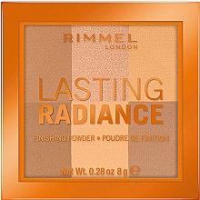 Parfumuri și produse cosmetice Pudră de față - Rimmel Lasting Radiance