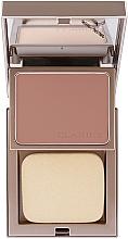 Parfumuri și produse cosmetice Pudră compactă de lungă durată - Clarins Everlasting Compact Foundation SPF 9