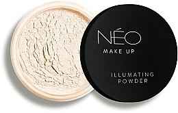 Parfumuri și produse cosmetice Pudră de față - NEO Make Up Illuminating Powder