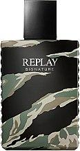 Parfumuri și produse cosmetice Replay Signature For Men Replay - Apă de toaletă