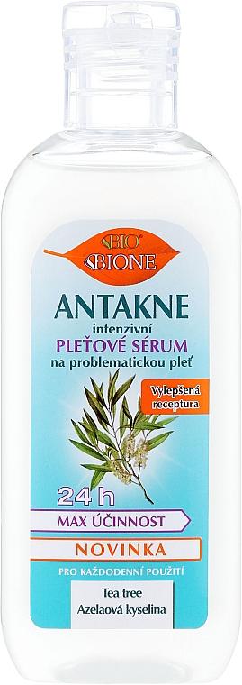 Ser pentru față - Bione Cosmetics Antakne Tea Tree and Azelaic Acid Facial Serum — Imagine N1