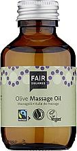 Parfumuri și produse cosmetice Ulei pentru masaj - Fair Squared Olive Massage Oil