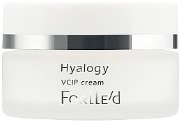 Parfumuri și produse cosmetice Cremă iluminatoare cu vitamina C - ForLLe'd Hyalogy VCIP Cream