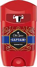 Parfumuri și produse cosmetice Deodorant-stick - Old Spice Captain Stick