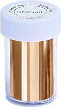 Parfumuri și produse cosmetice Folie pentru unghii - NeoNail Professional (1 bucată)