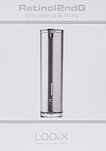 Parfumuri și produse cosmetice Ser facial pentru stimularea producției de colagen - LOOkX Retinol2ndG Serum (mostră)