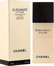 Parfumuri și produse cosmetice Fluid pentru față - Chanel Sublimage Le Fluide Ultimate Skin Regenerating