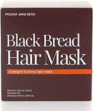 Parfumuri și produse cosmetice PROMOȚIE Mască de păr - Natura Siberica Fresh Spa Bania Detox Black Bread Hair Mask *