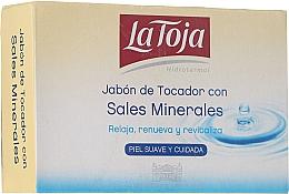 Parfumuri și produse cosmetice Săpun cu săruri minerale - La Toja Salt Minerals Toilet Soap