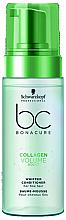 Parfumuri și produse cosmetice Mousse-Condiționer - Schwarzkopf Professional Bonacure Collagen Volume Boost Whipped Conditioner