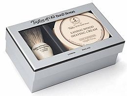 Parfumuri și produse cosmetice Set - Taylor of Old Bond Street (sh/brash + sh/cream/150g)