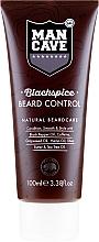 Parfumuri și produse cosmetice Balsam pentru barbă - Man Cave Blackspice Beard Control